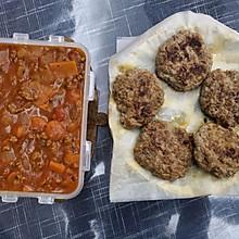 牛肉与洋葱