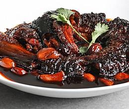 红烧河鳗:滋阴补阳奇效美食的做法