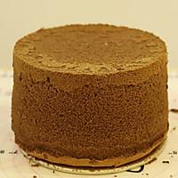 吃一口就爱上的爆浆奶盖可可蛋糕的做法图解11