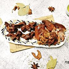 #无腊味,不新年# 猪年大吉卤味双拼