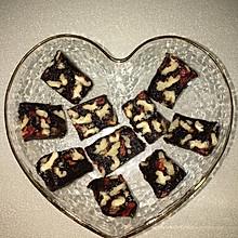 黑芝麻红枣核桃软糖