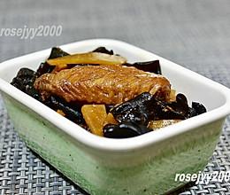 #下饭红烧菜#木耳竹笋红烧鸡的做法