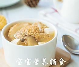 宝宝辅食-牡蛎菌菇汤的做法