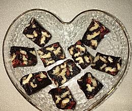 黑芝麻红枣核桃软糖的做法