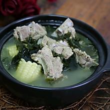 海带排骨汤