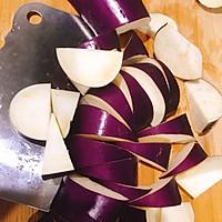 超下饭的红烧茄子的做法图解1