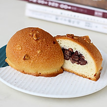 墨西哥红豆面包(冷藏法+一次发酵)