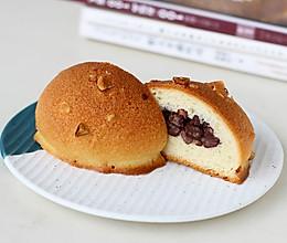 墨西哥红豆面包(冷藏法+一次发酵)的做法