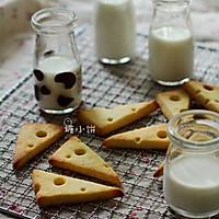 奶酪造型【奶酪饼干】马斯卡朋入的做法图解11