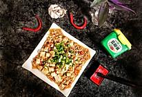麻婆豆腐#橄享国民味 热烹更美味#的做法