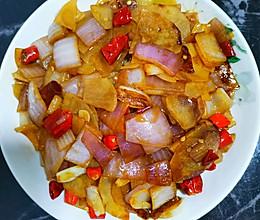 香辣洋葱土豆片