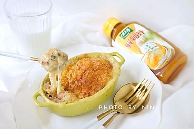 芝士鸡汁土豆泥