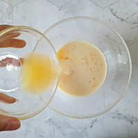 橙香葡萄干面包布丁,让面包更美味的吃法#秋天怎么吃#的做法图解6