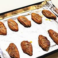 香烤鸡翅的做法图解5