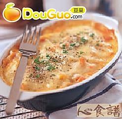 味噌咖哩焗饭的做法
