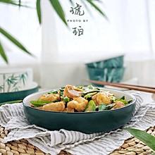 家常菜油豆腐 #快手又营养,我家的冬日必备菜品#