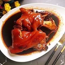 #硬核菜谱制作人#红烧蹄胖