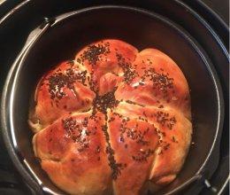空气炸锅制作面包的做法