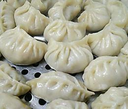 素饺子也相当美味的做法