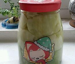 自制泡菜(卷心菜)的做法