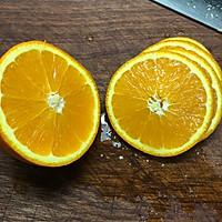 橙香毛巾蛋糕卷的做法图解2