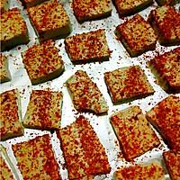 香辣烤豆腐的做法图解4