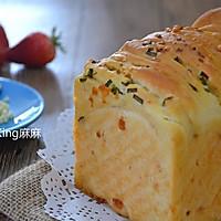 """【蒜香乳酪手撕面包】适合众人分享的""""咸鲜小吃""""的做法图解12"""