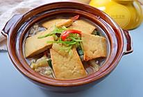 白菜豆腐煲#胃,我养你啊#的做法