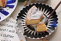 【白巧轻乳酪蛋糕】——网络神传的三材料蛋糕的做法