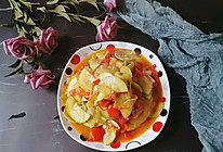 西红柿炒西葫芦的做法