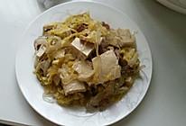 羊肉酸菜炖粉条的做法