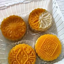 冰皮月饼(椰蓉奶黄味)