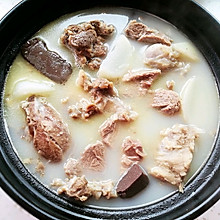 羊肉萝卜汤(鱼羊鲜浓汤版)