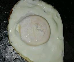 无油煎蛋的做法