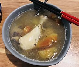 木瓜鸡汤的做法