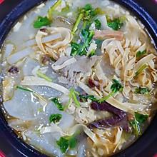 京味儿牛杂汤