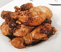 电饭煲焖鸡腿的做法
