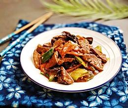 #人人能开小吃店#猪肝鲜嫩有妙招 家常菜熘肝尖的做法