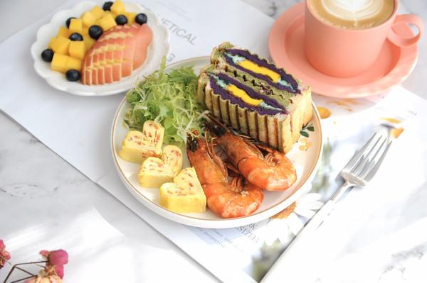 甜趣营养爱心早餐的做法