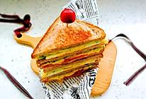 #夏日消暑,非它莫属#土豆泥三明治的做法