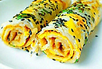 快手早餐—黄金煎饼果子的做法