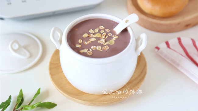 #全电厨王料理挑战赛热力开战!#红豆薏米祛湿饮的做法
