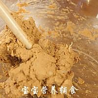 鸡肝饼佐芦笋浓汤的做法图解11