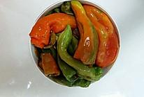 油辣椒咸菜的做法
