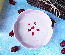 补元气~红枣花生奶的做法