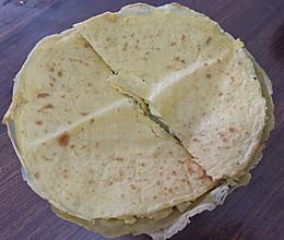 山东杂粮菜煎饼的做法