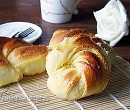 奶香椰蓉面包的做法