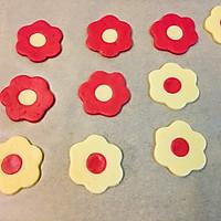 #520,美食撩动TA的心!#花朵饼干的做法图解8