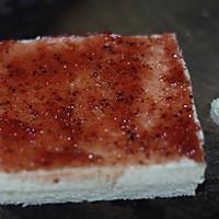 香煎牛油果三文治的做法图解3