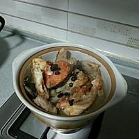三文鱼头焖凉瓜的做法图解9